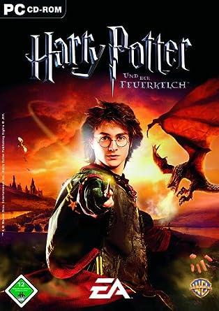 PC Harry Potter y el cáliz de fuego (DVD-ROM) USK 12: Amazon.es ...