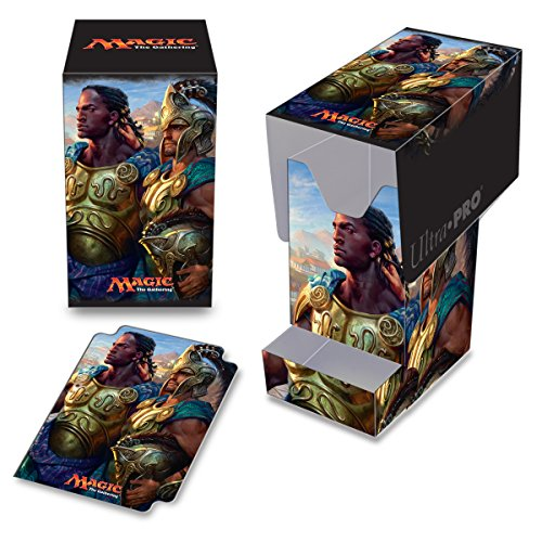 Magic the Gathering: Commander 2016 PRO-100+ Deck Box - Kynaios and Tiro of Meletis