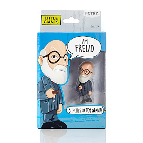 Little Giants Toy Genius - Freud (Assassin Creed Costume For Kids Cheap)