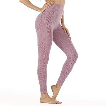 Jinsen Yoga Capri Pants for Women Workout Leggings High Waist Tummy Control Pants (js0030)