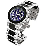 Invicta Men's 6138 Reserve Collection Ocean Reef Chronograph Stainless Steel Watch