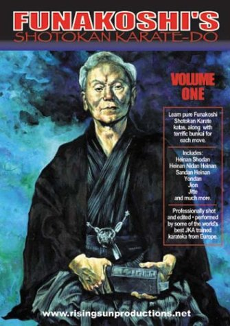 Funakoshi's Shotokan Karate-Do, Volume One