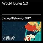 World Order 2.0 | Richard Haass