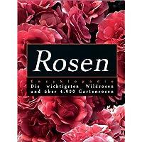 Rosen-Enzyklopädie: Die wichtigsten Wildrosen und über 4.000 Gartenrosen
