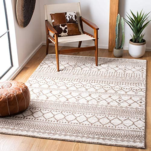 Safavieh Tunisia Collection TUN742A Modern Moroccan Boho Area Rug