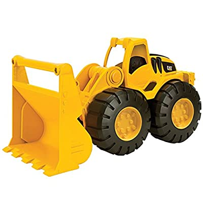 Caterpillar CAT 9927 Mini Worker Wheel Loader Vehicle Toy: Toys & Games