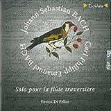 Sonata Per Flauto Traverso Bwv 1013