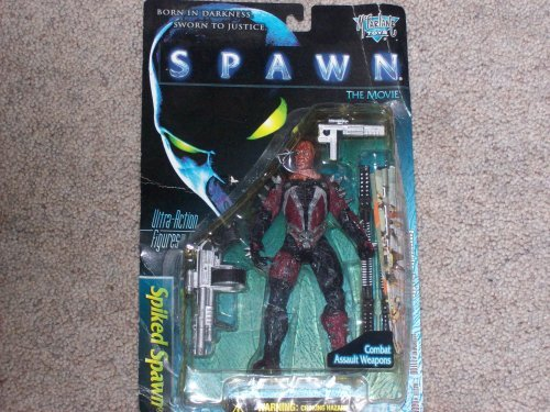 Spawn the Movie Spiked Spawn Ultra Action Figure by Spawn