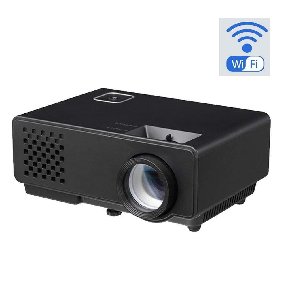 GJZhuan RD-810 Proyector En Casa HD 1080p Inalámbrico WiFi ...