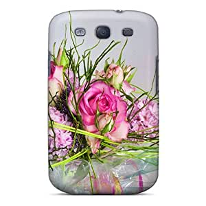 New LatonyaSBlack Super Strong The Beauty 10 Tpu Case Cover For Galaxy S3