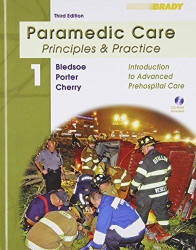 - Paramedic Care: Principles & Practice Vols 1-5 PKG 3rd edition by Bledsoe, Bryan E., Porter MA EMT-P, Robert S., Cherry MS E (2008) Hardcover