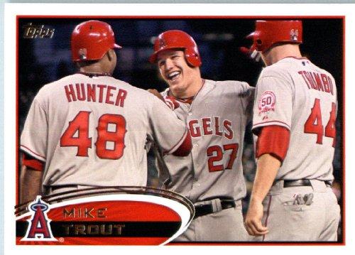 Topps Baseball Angels Encased Trading product image