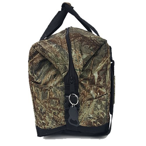Polar Bear Coolers Patent Pending Quality Like No Other From the Brand You Can Trust See Touch /& FEEL the Polar Bear Difference 48 Pack Mossy Oak Duck Blind Camo PB 485 210635992 Nylon Line