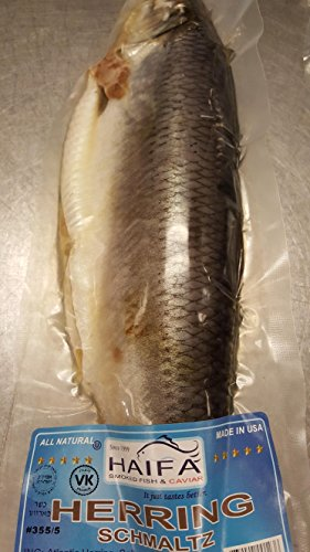 (Schmaltz Herring 2 pcs. Includes Express Delivery)