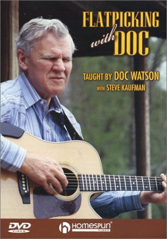 Doc Watson - Flatpicking with Doc by Homespun