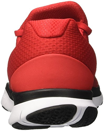University Red Rosso Trainer Free Nike Scarpe Indoor V7 White Black Sportive Uomo Fitness zwOqTvgz