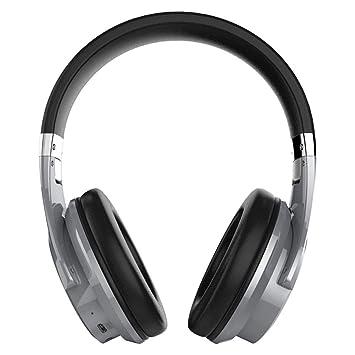 redshooeYY Zealot/Feverer Deep Bass Auriculares Bluetooth B21 Auriculares Touch Bluetooth Auriculares inalámbricos Auriculares de