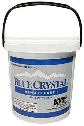 Crystal Industrial Strength Cleaner - Blue Crystal Hand Cleaner