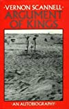Arguments of Kings, Vernon Scannell, 0860514447