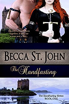 The Handfasting (The Handfasting Series Book 1) by [St. John, Becca]