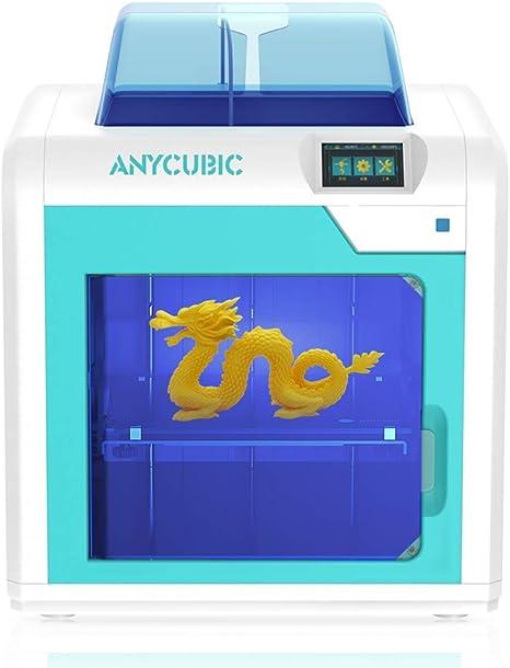 ANYCUBIC - Impresora 3D ANYCUBIC 4Max Pro Tamaño de impresión 270 ...