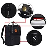 Student School Backpack Bag Water Resistant Bookbag
