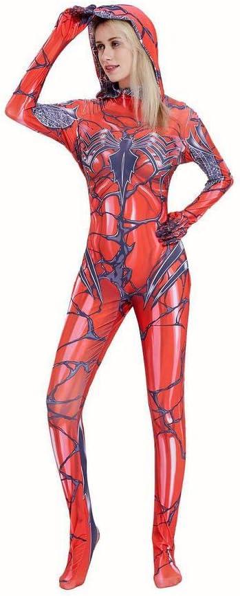 YXRL Disfraz De Cosplay De Mujer Roja De Gwen, Traje De Fantasía ...