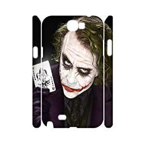 PCSTORE Phone Case Of Joker For Samsung Galaxy Note 2 N7100