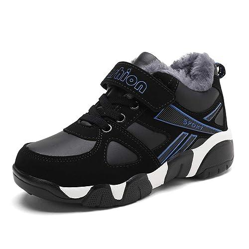 bbf3c1b7096 Zapatillas de Deporte de Felpa cálidas para niños