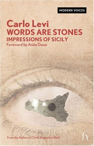 Book cover for Words are Stones