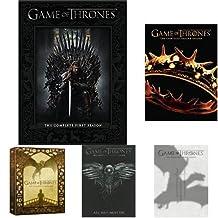 Game of Thrones: Seasons 1-5 DVD Bundle
