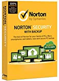 Symantec Norton Security 2.0 with Back-up