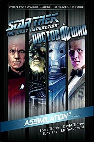 star trek doctor who assimilation2 #2