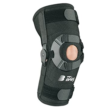 7749ae0aa8 Image Unavailable. Image not available for. Color: Breg PTO AirMesh Patella Stabilizing  Knee Brace ...