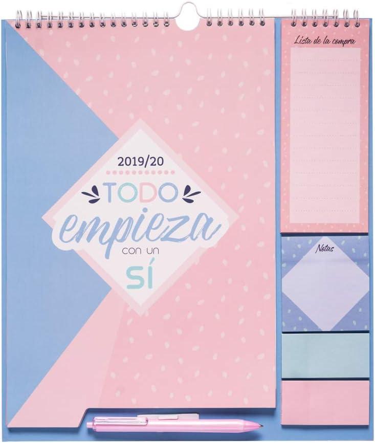 Erik CPF1903 - Planificador mensual familiar 2020 Amelie