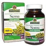 Nature's Answer Senna Leaf - 90 Capsules
