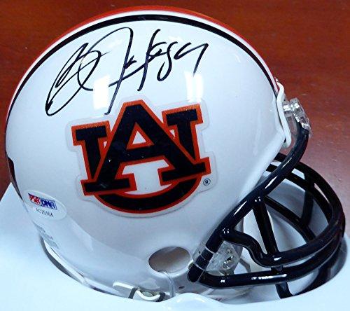 BO JACKSON AUTOGRAPHED AUBURN TIGERS MINI HELMET PSA/DNA STOCK #113669 Autographed Auburn Mini Helmet