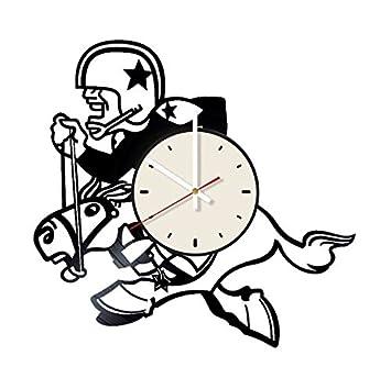 Amazoncom Dallas Cowboys NFL Football vinyl record wall clock gift