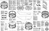 Classic Gazebo Project Plans -Design #10012