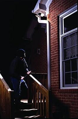 EATON Lighting 110 Degree Motion Detector Floodlight