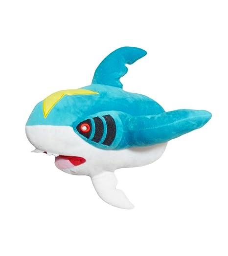 Amazon Com Pokemon 12 Inch Sharpedo Water Shark Plush Doll Toys