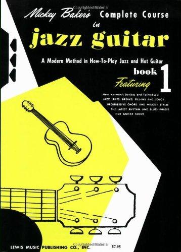 Top 10 Best mickey baker jazz guitar