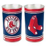 Boston Red Sox 15 Waste Basket - Licensed MLB Baseball Merchandise