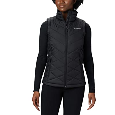 Columbia Women's Heavenly Water Resistant Insulated Vest: Clothing