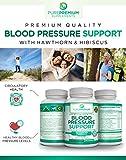 Premium Blood Pressure Support Supplement by