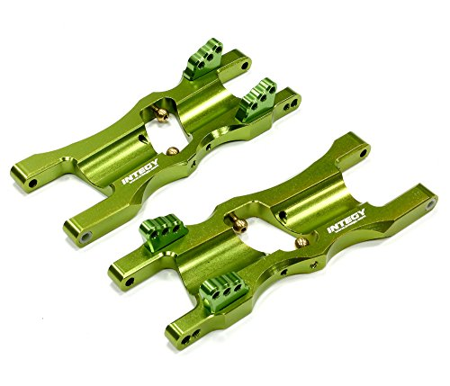 X-ray Rear Lower Suspension Arm - Integy RC Model Hop-ups T6676GREEN Billet Machined Rear Lower Suspension Arm for HPI 1/10 Blitz Short Course Truck
