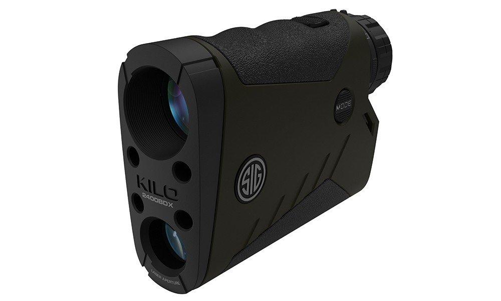 Sig Sauer Kilo2400BDX Laser Range Finding Monocular, 7X25mm, Class 3R by Sig Sauer
