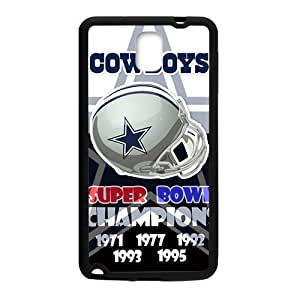 Cowboy Super Bowl Fahionable And Popular Back Case Cover For Samsung Galaxy Note3