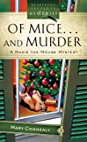Front cover for the book Of Mice... and Murder by Mary Connealy