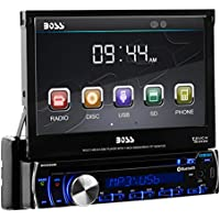 BOSS Audio BV9986BI Single Din, Touchscreen, Bluetooth,...